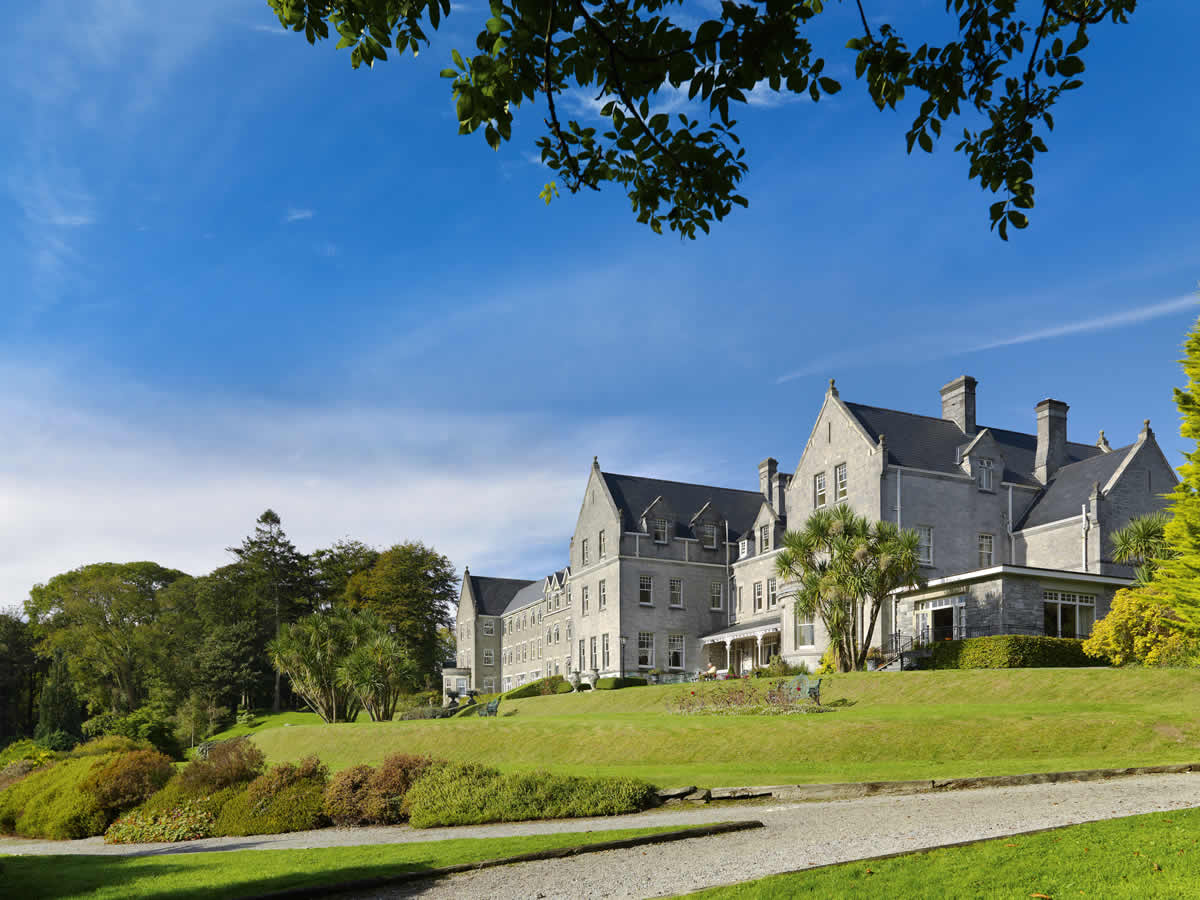 Hotel gallery five star hotels in kerry park hotel - Kenmare hotels with swimming pools ...