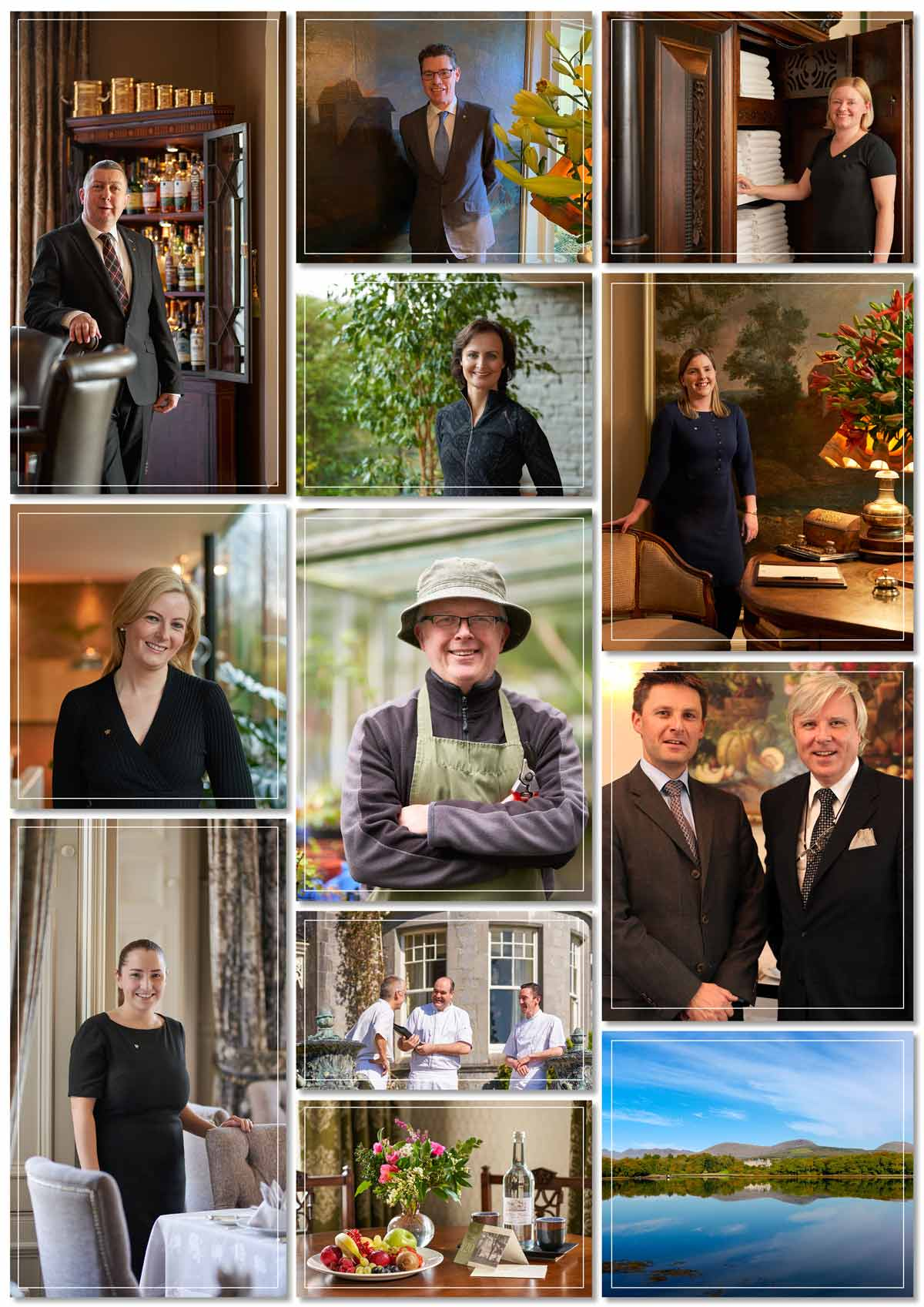 Our Team | Park Hotel Kenmare, Kerry, Ireland